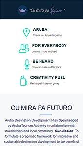Cu Mira Pa Futuro